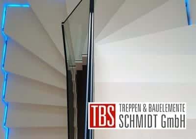 Treppenstufen Faltwerktreppe Schwedelbach