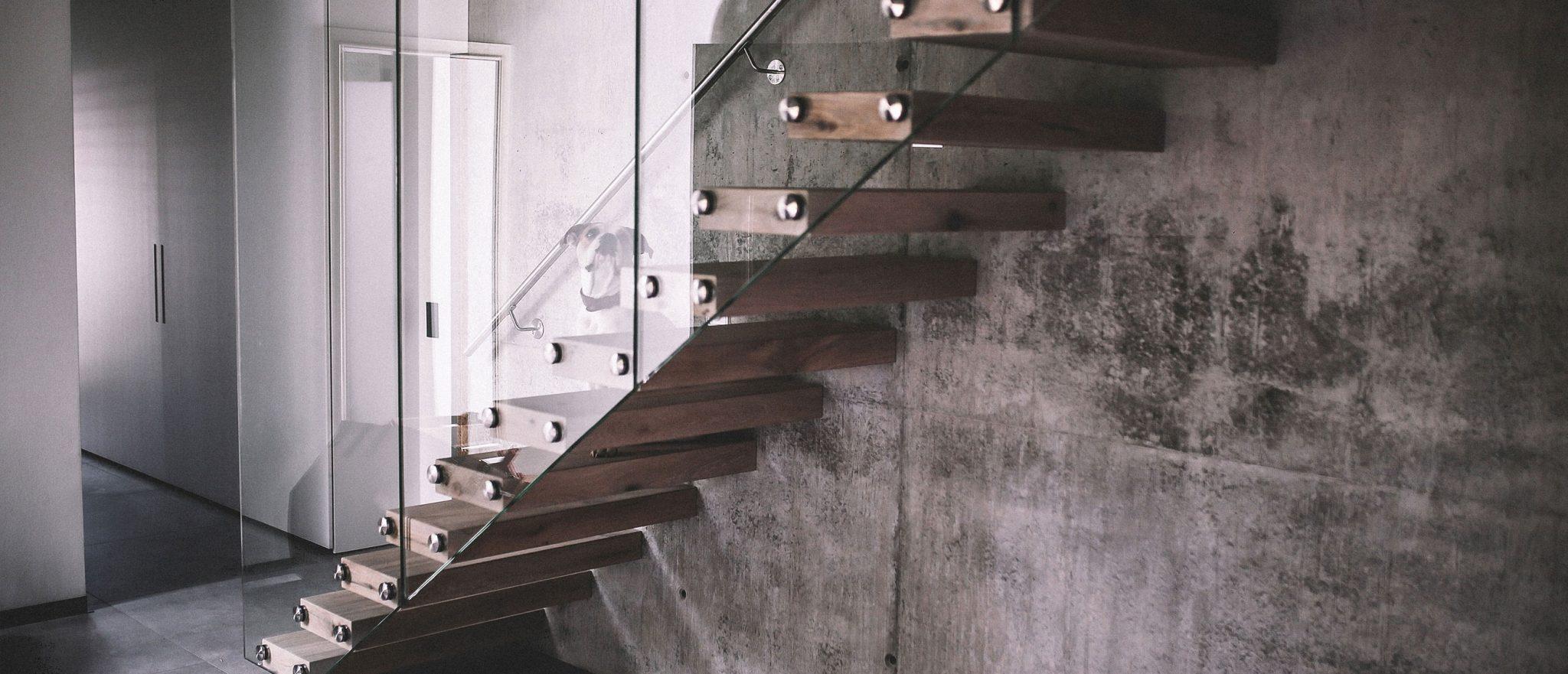 Slider Kragarmtreppe