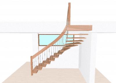 Rendering-Planung-Treppe-Komplette-Ansicht-1