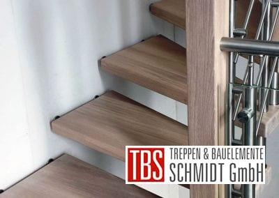 Gelaender Bolzentreppe Bechhofen der Firma TBS Schmidt GmbH