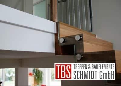 Treppenuebergang der Faltwerktreppe Adelberg der Firma TBS Schmidt GmbH