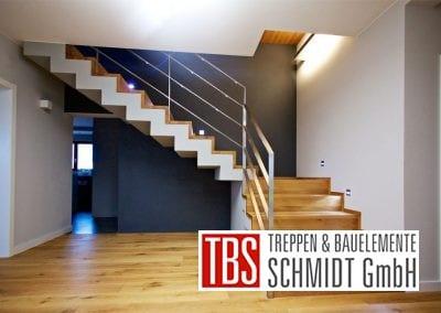 Faltwerktreppe Freiburg der Firma TBS Schmidt GmbH