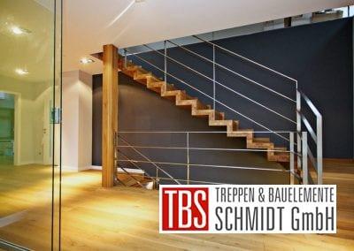 Faltwerktreppe Karlsruhe der Firma TBS Schmidt GmbH