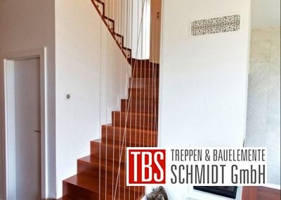 Faltwerktreppe Leipzig der Firma TBS Schmidt GmbH