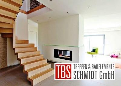 Faltwerktreppe Stuttgart der Firma TBS Schmidt GmbH