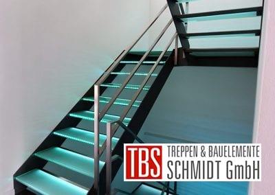 Glastreppe Dresden der Firma TBS Schmidt GmbH
