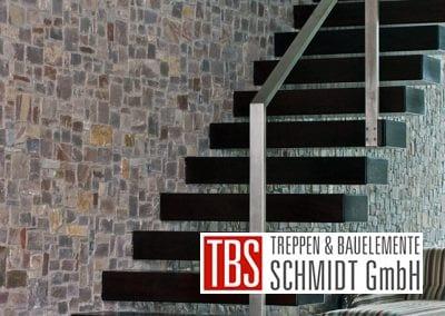 Flacheisengelaender Kragarmtreppe Sachsen-Anhalt der Firma TBS Schmidt GmbH
