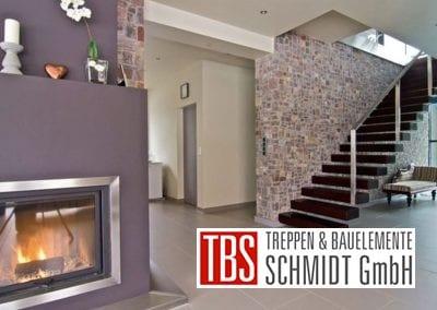 Kragarmtreppe Sachsen-Anhalt der Firma TBS Schmidt GmbH