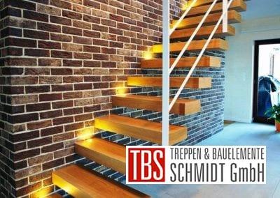 Kragarmtreppe Sachsen der Firma TBS Schmidt GmbH