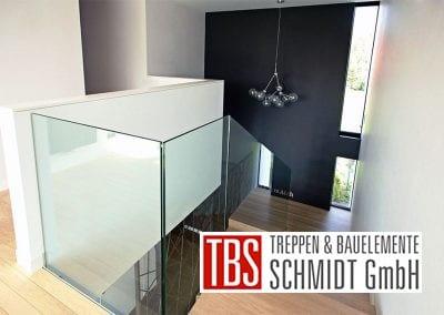 Galerie der Kragarmtreppe Hessen der Firma TBS Schmidt GmbH