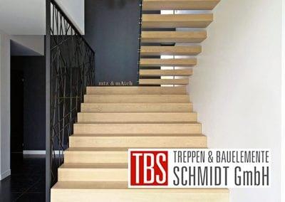 Uebergang zur Kragarmtreppe Hessen der Firma TBS Schmidt GmbH