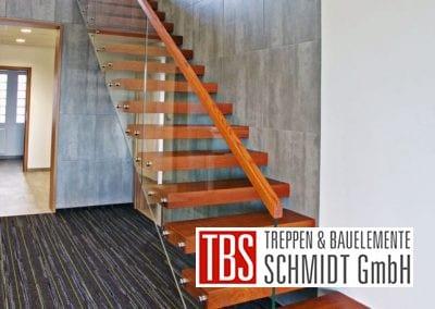 Kragarmtreppe Baden Wuerttemberg der Firma TBS Schmidt GmbH