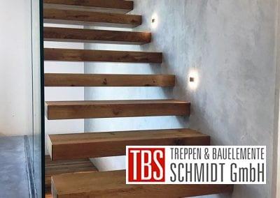 Kragarmtreppe Gersheim der Firma TBS Schmidt GmbH