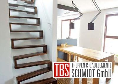 Raumspartreppe Freiburg der Firma TBS Schmidt GmbH