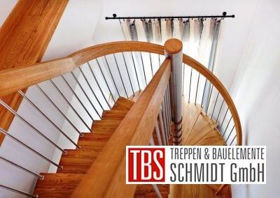 Spindeltreppe Trier der Firma TBS Schmidt GmbH