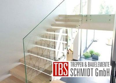 Kragarmtreppe Hessen der Firma TBS Schmidt GmbH
