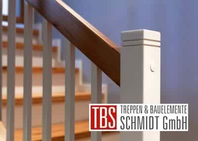 Pfosten Color-Wangentreppe Bad Reichenhall der Firma TBS Schmidt GmbH