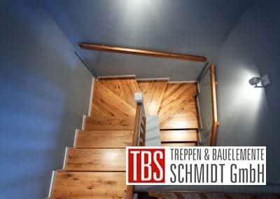 Ansicht Color-Wangentreppe Bad Reichenhall der Firma TBS Schmidt GmbH