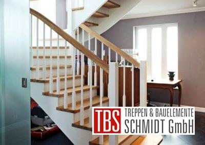 Treppenverlauf der Color-Wangentreppe Weil der Firma TBS Schmidt GmbH