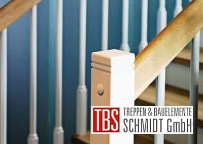 Treppengelaender der Color-Wangentreppe Weil der Firma TBS Schmidt GmbH