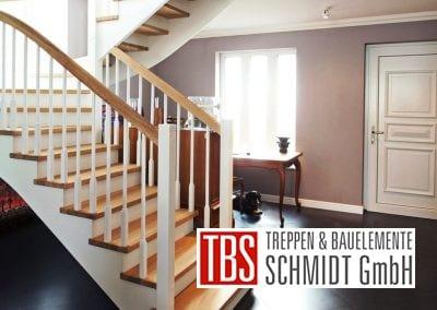 Seitenansicht der Color-Wangentreppe Weil der Firma TBS Schmidt GmbH