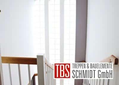 Handlauf der Color-Wangentreppe Weil der Firma TBS Schmidt GmbH