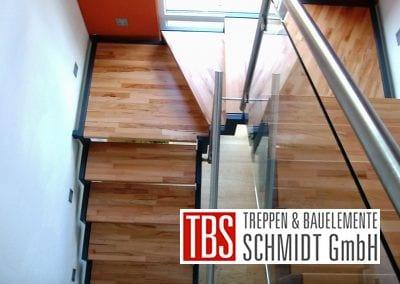 Zweiholmtreppe Wittlich der Firma TBS Schmidt GmbH
