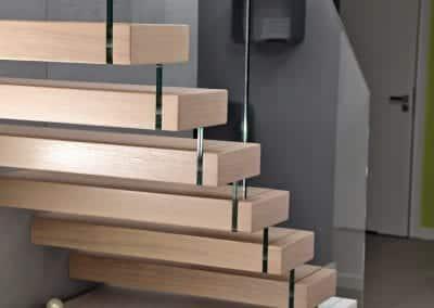Seitenansicht Treppe des Jahres der Firma TBS Schmidt GmbH