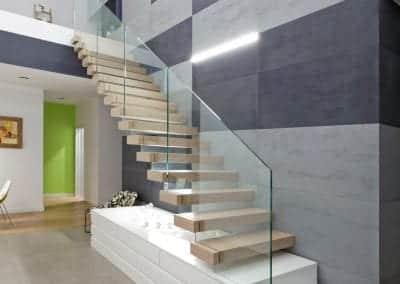 Galerie Kragarmtreppe Treppe des Jahres der Firma TBS Schmidt GmbH