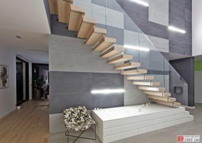 Kragarmtreppe Treppe des Jahres der Firma TBS Schmidt GmbH