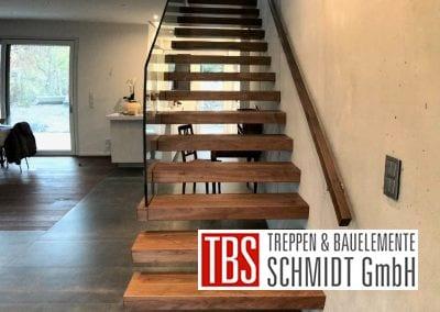 Kragarmtreppe Malsch der Firma TBS Schmidt GmbH