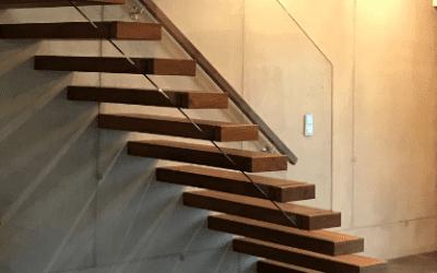 Treppe des Monats Oktober
