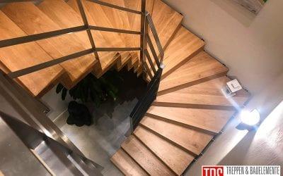 Treppe des Monats Dezember