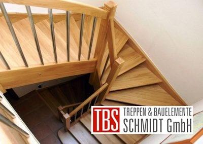 Wangentreppe Emden der Firma TBS Schmidt GmbH