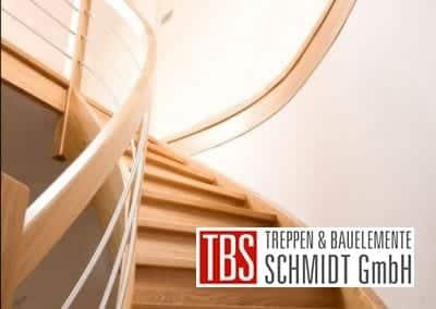 Gelaender Wangentreppe Frankenthal der Firma TBS Schmidt GmbH