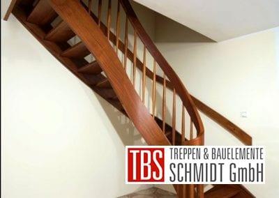 Wangentreppe Greifswald der Firma TBS Schmidt GmbH