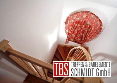 Gelaender Color-Wangentreppe Hattingen der Firma TBS Schmidt GmbH
