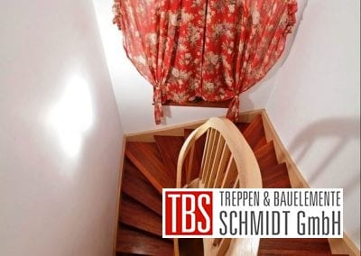 Color-Wangentreppe Hattingen der Firma TBS Schmidt GmbH