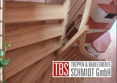Ansicht Wangentreppe Iggelheim der Firma TBS Schmidt GmbH