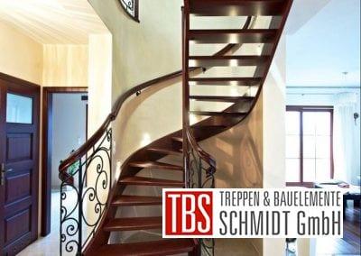 Wangentreppe Karlsruhe der Firma TBS Schmidt GmbH