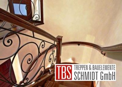 Gelaender Wangentreppe Karlsruhe der Firma TBS Schmidt GmbH