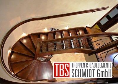 Ansicht Wangentreppe Karlsruhe der Firma TBS Schmidt GmbH