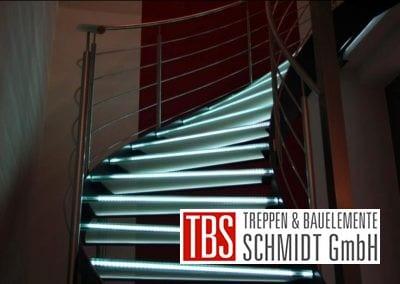 Das Edelstahlgelaender-Glastreppe Leipzig der Firma TBS Schmidt GmbH