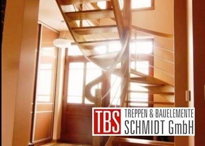 Wangentreppe Landau der Firma TBS Schmidt GmbH