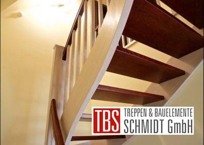 Seitenansicht Color-Wangentreppe Mannheim der Firma TBS Schmidt GmbH