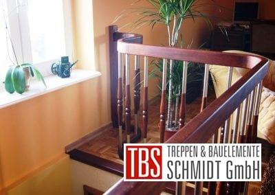 Bruestungsgelaender Wangentreppe Zweibruecken der Firma TBS Schmidt GmbH