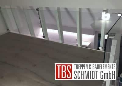 Dachgeschoss Raumspartreppe Geisenheim der Firma TBS Schmidt GmbH