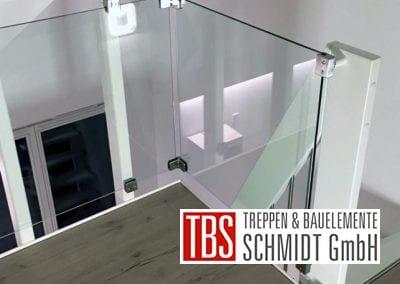 Bruestungsgelaender Raumspartreppe Geisenheim der Firma TBS Schmidt GmbH