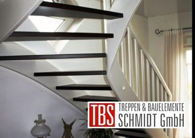 Rueckansicht der Color-Wangentreppe Jena der Firma TBS Schmidt GmbH