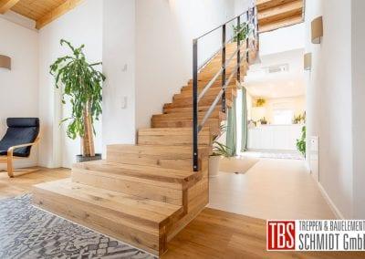 Treppenoptik Faltwerktreppe Hoechen der Firma TBS Schmidt GmbH